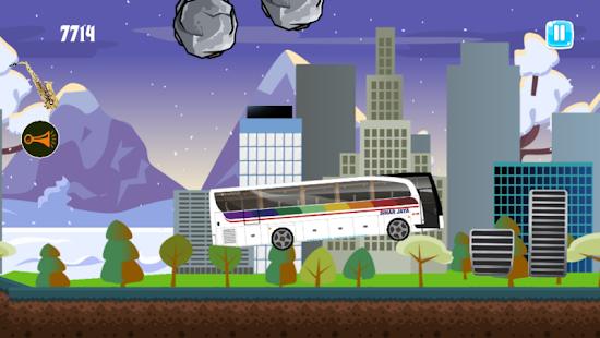 PO Bus Sinar Mas Simulator - náhled