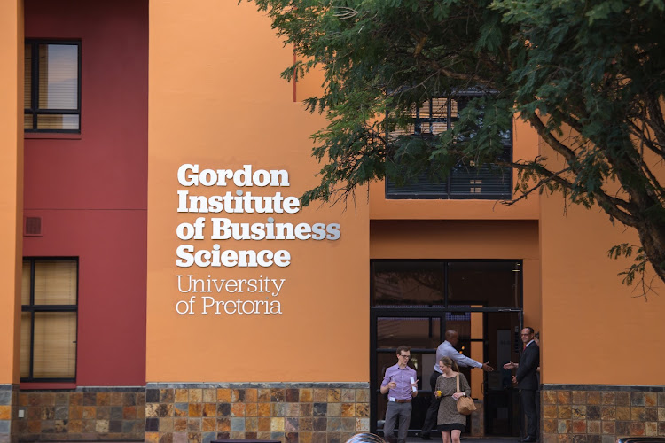 The Gordon Institute of Business Science. Picture: Supplied