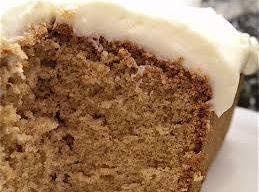 Mom's Spice Cake With Cream Cheese Frosting Recipe