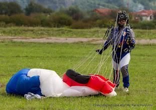 Photo: Laurent-Stéphane Montfort dit Le poulpe, Championnats du Monde 2014 de Voile Contact