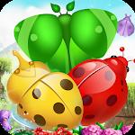 Candy Bug Match 3 Icon