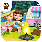 Sweet Baby Girl Summer Camp - Fun Kids Holidays icon