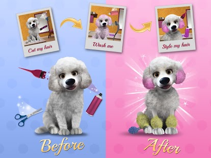 Lulu's Puppy Salon - Makeup, Dress Up & Playtime- screenshot thumbnail