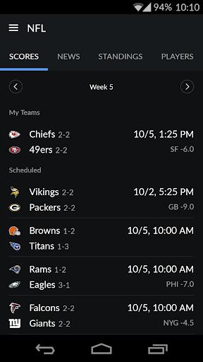 Sportacular screenshot 1