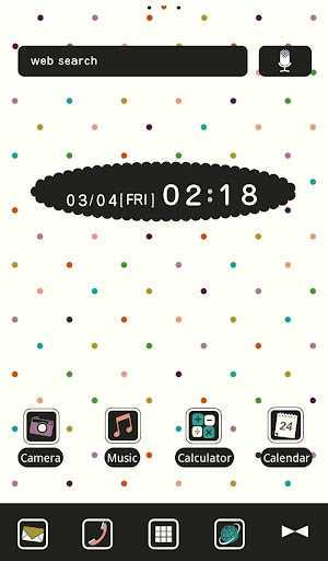 Cute Theme-Simple Dots- 1.0.0 Windows u7528 1