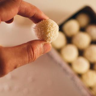 Sweetened Condensed Milk Truffles Recipes