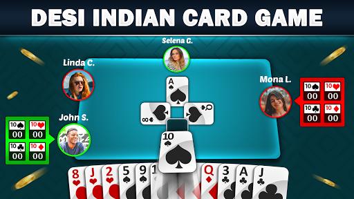 Mindi - Desi Indian Card Game Mendi with Mendikot screenshots 6
