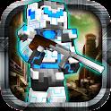 Block Implosion Hunter Games icon