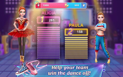 Dance Clash: Ballet vs Hip Hop Hack for the game