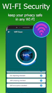 Power Antivirus, AppLock & Clean, booster security - náhled