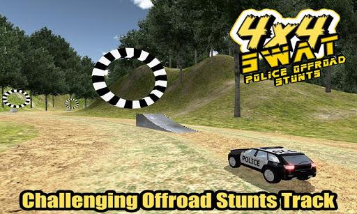 4x4 SWAT Police Offroad Stunts