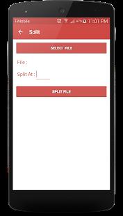 PDF Utility - náhled