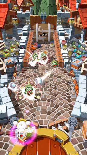 Zombie Rollerz - Pinball Adventure screenshot 7