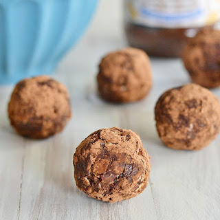 Triple Chocolate Energy Bites