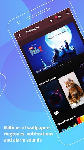 ZEDGE screenshot 2