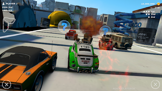 Table Top Racing: World Tour Apk Download For Android and Iphone 4
