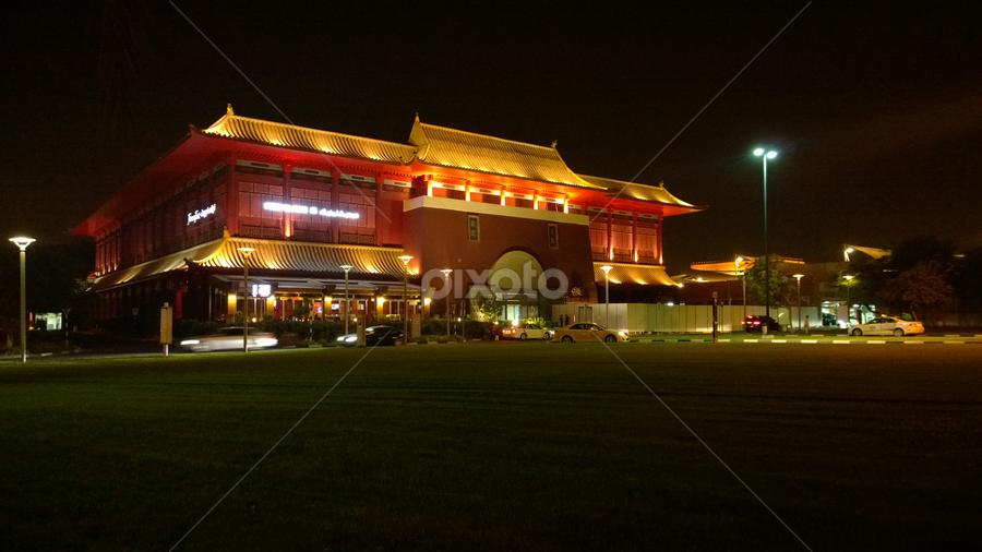 IBN Battuta Mall by Rahul Bakshi - Instagram & Mobile Other