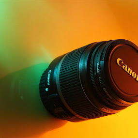 Canon Lens by Nugroho Kristanto - Products & Objects Technology Objects