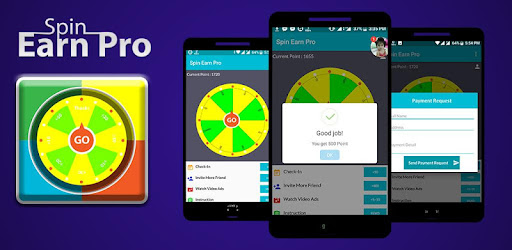 Spin Earn Pro - Make Better Life - Apps on Google Play