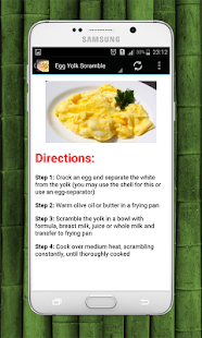 Baby food recipes android apps on google play baby food recipes screenshot thumbnail forumfinder Images