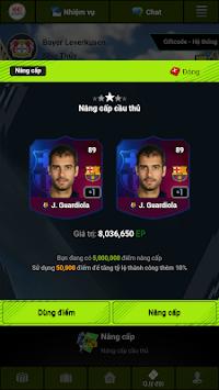 FIFA Arena Mobile apk screenshot