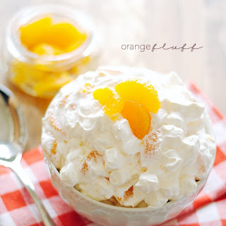 Orange Fluff Without Cottage Cheese Recipes.