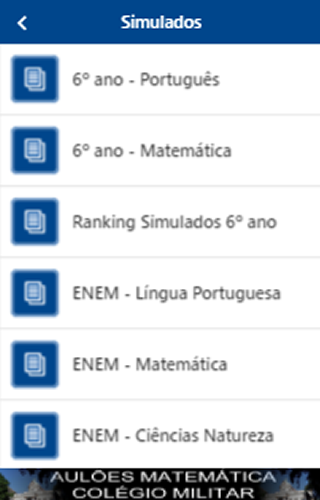 Cape Cursos Preparatórios- screenshot