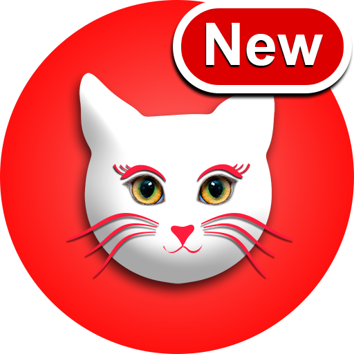 MeowApp - Cute Cat Sound App Apps til Android