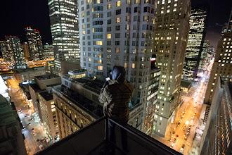 Photo: Human Gargoyle: http://www.iambidong.com/2013/11/human-gargoyle.html