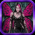Gothic Fairy Live Wallpaper apk
