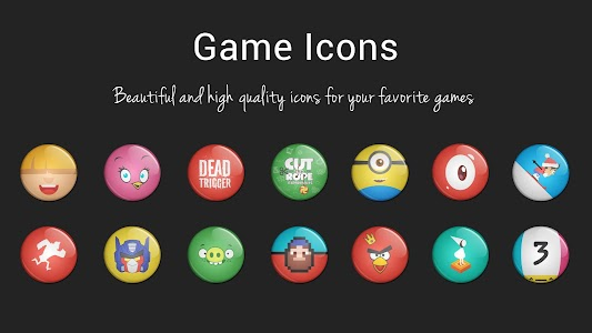 Eye Candy Icon Pack v6.0.4 Patched