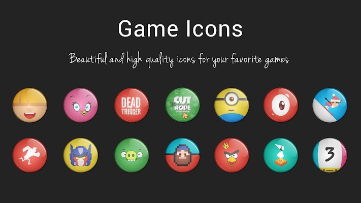 Eye Candy Icon Pack- screenshot
