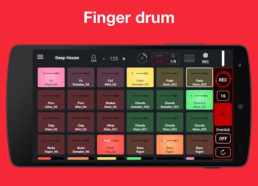 Remixlive - drum & play loops 3.3.5 screenshots 2