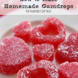 How To Make Homemade Gumdrops