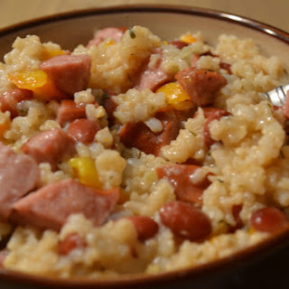 Southern Red Beans and Rice.