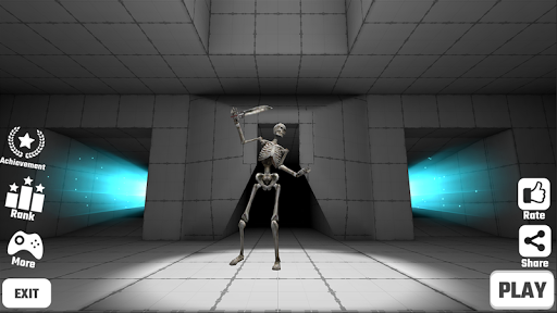 Mr. Skeleton Simple Shot 2.6 screenshots 1