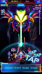 Void Troopers : Sci-fi Tapper APK screenshot thumbnail 7