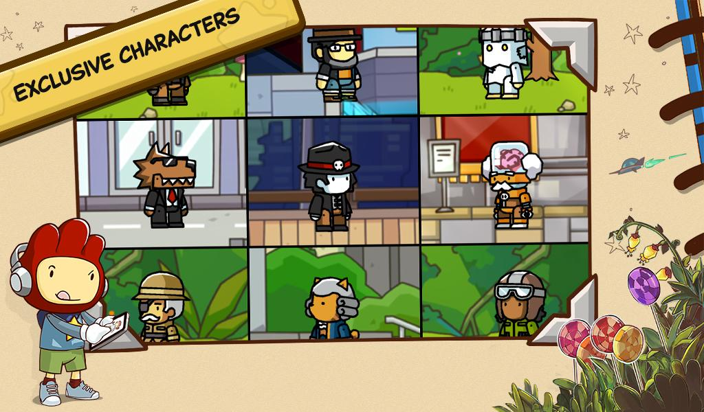 Scribblenauts Unlimited screenshot #5