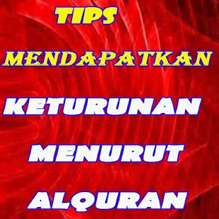 tips mendapatkan keturunan menurut alquran - náhled