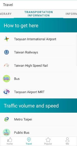 Travel Taipei screenshot 7