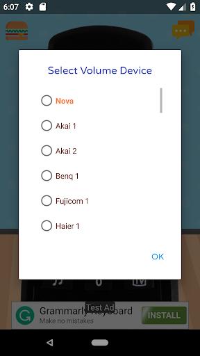 Remote Control For Nova 6.1.21 screenshots 3