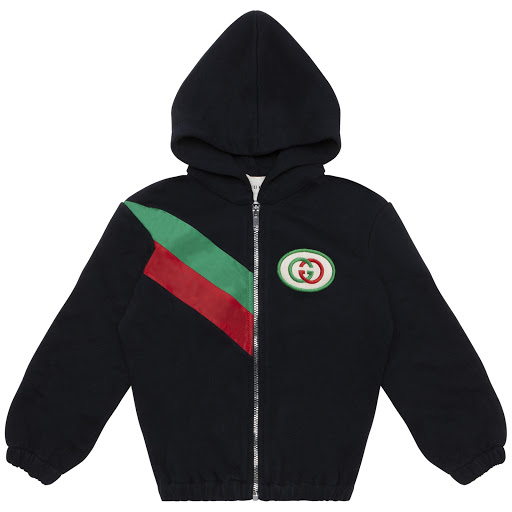 Primary image of Gucci Baby Stripe Hoodie