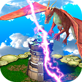 Sky Siege Tower Defense 3D
