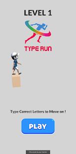 Type to Run – Fast Typing Game 1