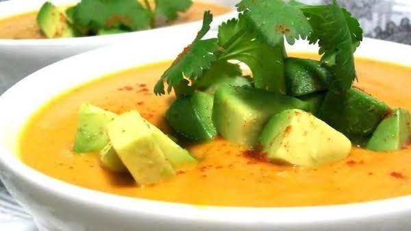 Amazing Pumpkin Chipotle Soup