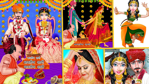 Indian Winter Wedding Arrange Marriage Girl Game 1.0.8 screenshots 9