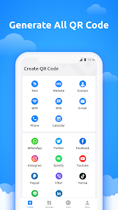 QR Code Generator & QR Code Maker - Make QR Code 1.01.09.0831