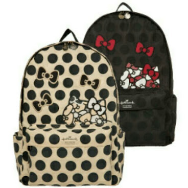 Hello Kitty X Hallmark Design Collection背囊