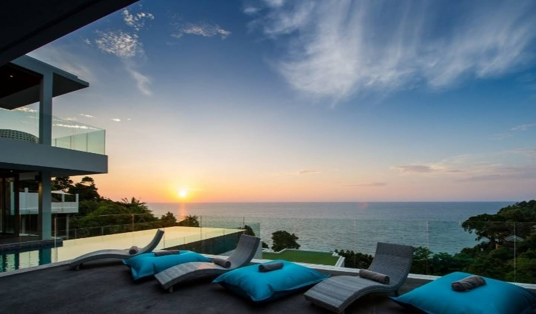 Propriété avec piscine et jardin Province de Phuket