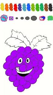 Paint Grapes Kids Smart - náhled